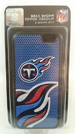 Tennessee Titans Rugged Series 2-Piece Cell Phone Case iPhon
