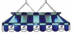 """Tennessee Titans Stained Glass 40"""" Pool Table Light - NEW -"""