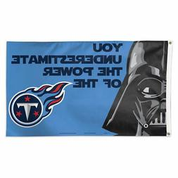 Tennessee Titans Star Wars Large Outdoor Flag