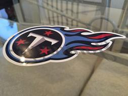 Tennessee Titans Sticker Decal Vinyl Sign NFL #TitanUp Footb