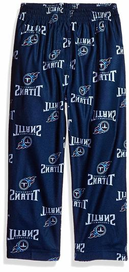 Tennessee Titans Toddler Youth Print Pajama Sleepwear Pants,