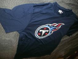 NFL Tennessee Titans TX3 Cool Performance Shirt Men's Medium