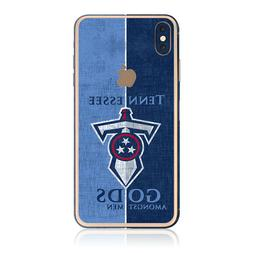 Tennessee Titans - Vinyl Skin for IPHONE XS MAX - FAST, FREE