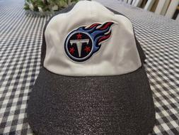 tennessee titans womens blue glitter ball cap