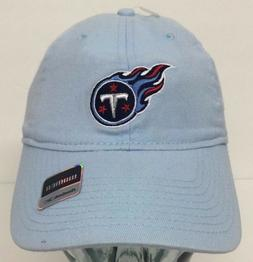 Tennessee Titans Womens Light Blue Slouch Reebok Hat Cap NWT