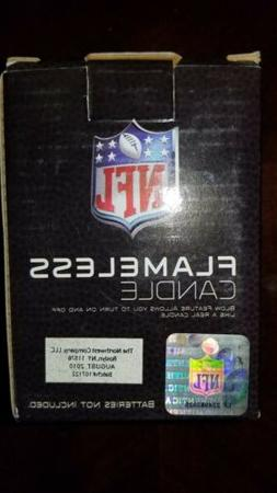 The Northwest Company NFL Tennessee  Titans Square Flameless