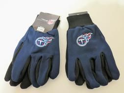 TWO  PAIR OF TENNESSEE TITANS SPORT UTILITY GLOVES FROM FORE