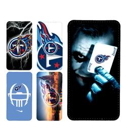 wallet case Tennessee Titans iphone 7 iphone 6 6+ 5 7 X XR X